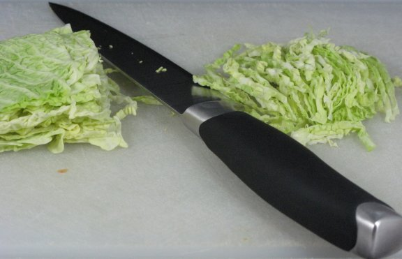 Cabbage Strips