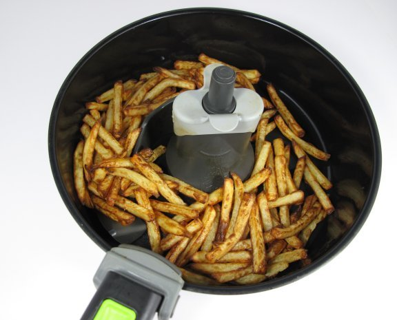 Fries Done