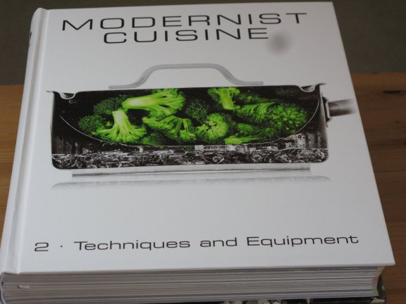 Modernist Cuisine Book 2 Techniques and Equipment