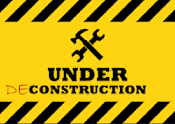 Under Deconstruction